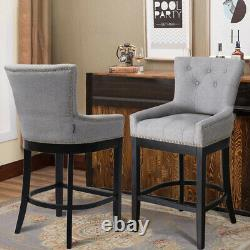 Bar Stools Bar Chairs Breakfast Dining Stool for Kitchen Counter Barstool Seater