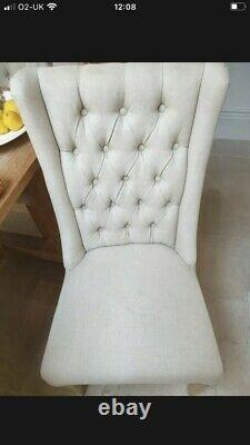 Barker and stonehouse dining chairs
