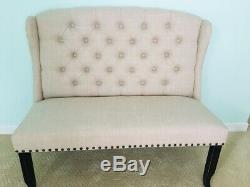 Darby Home Co Adalard Upholstered dining chair Bench