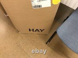 Hay About A Chair AAC17 Dining Chair Kvadrat Fully Upholstered £355 Steel Tube