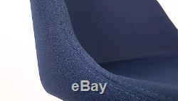 Heals Midj Sonny Side Chair (£399.00) Solid Light Wood Leg Upholstered Scandi