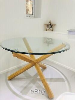 Jemma Dining Table &Upholstered Dining Chairs