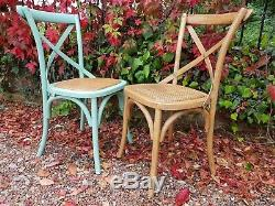 John Lewis 4 Cross Back Chairs Discontinued Range Immediate Delivery From Stock