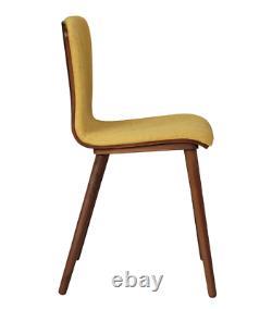 John Lewis Maya Upholstered Dining Chairs, Citrus (Set of 2) RRP £400