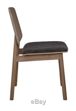 John Lewis & Partners Wood Upholstered Dining Chair Oak