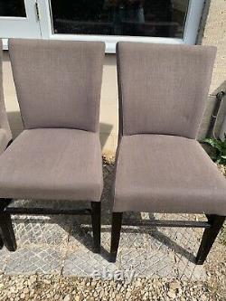 Neptune Miller Dining Chairs X6