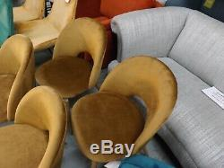 Shorehamby Upholstered Dining Chair (set of 4) rrp £249