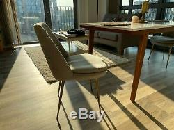 West elm Finley Low-Back Upholstered Dining Chairs